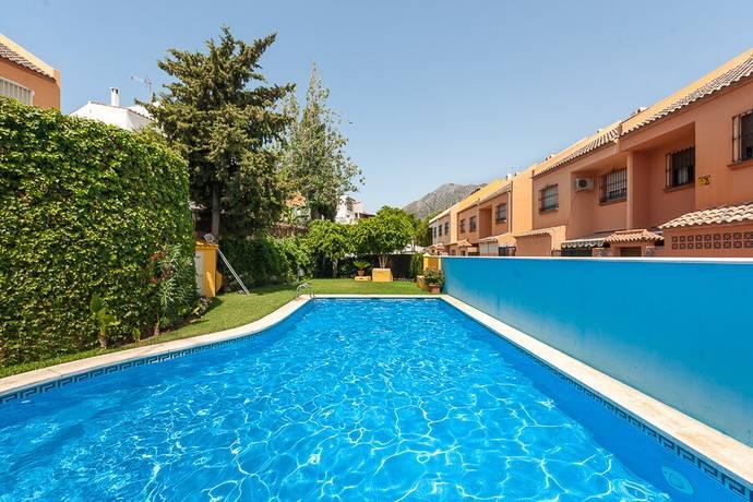 Bild: 4 rum radhus på HOT-TH5191-MOT, Spanien Marbella