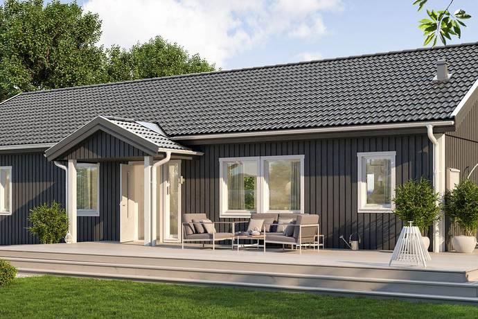 Bild: 4 rum villa på Söderskogsvägen 23B, Österåkers kommun Ljusterö-Inneby