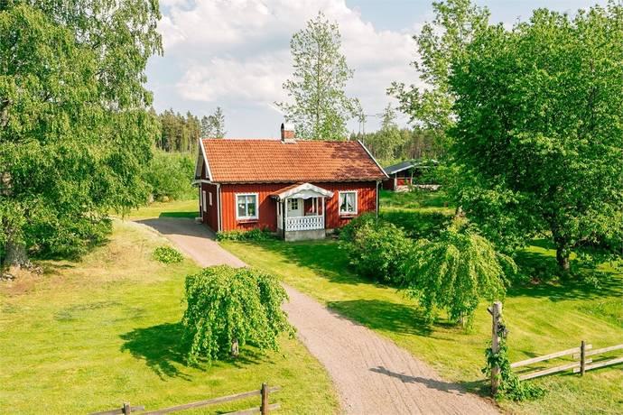 Bild: 3 rum villa på Kåhult Björnemysten 1, Mariestads kommun Sjötorp