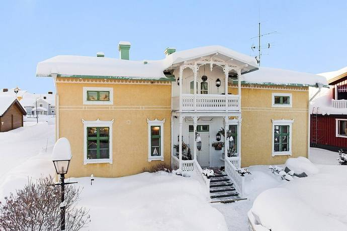 Bild: 9 rum villa på Repslagaregatan 9, Piteå kommun Norrmalm
