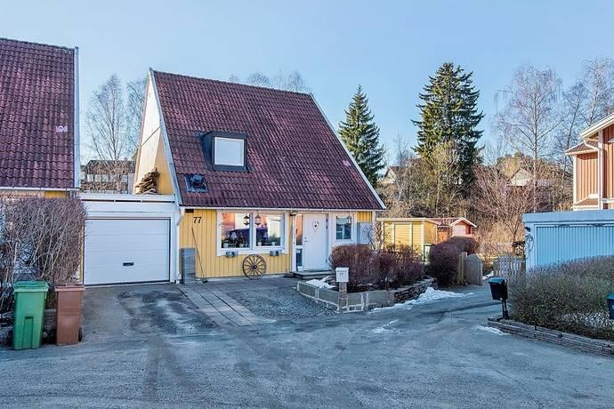 Bild: 6 rum radhus på Bäverstigen 77, Botkyrka kommun Tumba