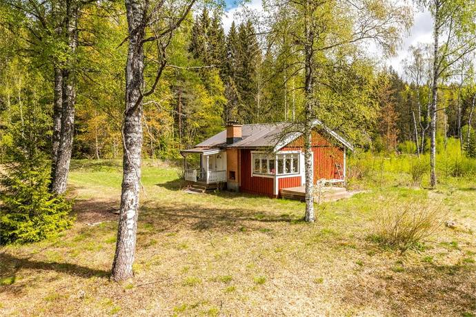 Bild: 3 rum fritidshus på Åskog Tjärnet , Säffle kommun