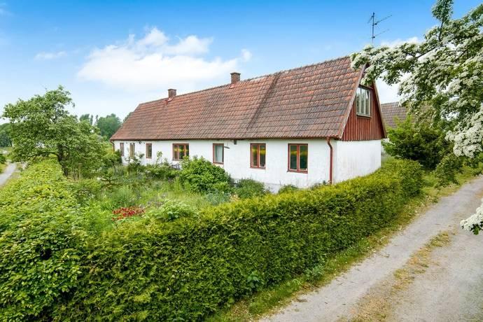 Bild: 5 rum gård/skog på Örums Norregata 36, Ystads kommun Örum