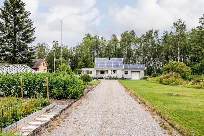 Bild: 4 rum villa på Lillebyvägen 11, Vänersborgs kommun Brålanda