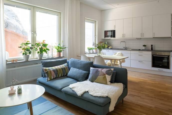 Bild: 1,5 rum bostadsrätt på Sjöviksvägen 124. 1 tr, Stockholms kommun Liljeholmskajen
