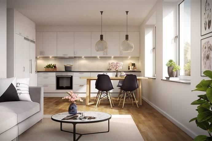 Bild: 3 rum bostadsrätt på Droppstensgatan PH2-1103, 3 Rok, Varbergs kommun Breared