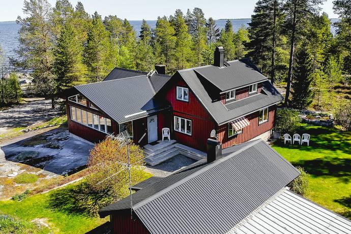 Bild: 6 rum villa på Kråken 103, Nordmalings kommun Kråken