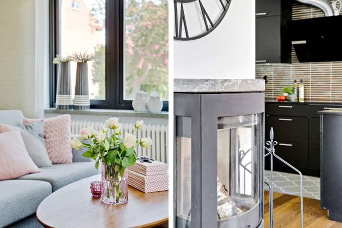 Bild: 7 rum villa på Clementsgatan 11, Trelleborgs kommun Trelleborg