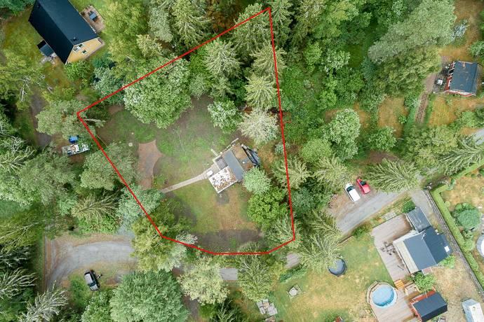 Bild: 21 m² fritidshus på Läby Vadbacka 32, Uppsala kommun Läby-Västerby