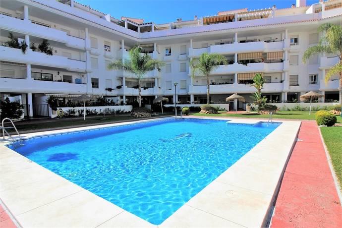 Bild: 4 rum bostadsrätt på Lägenhet vid Carihuelastranden, Spanien Torremolinos | Costa del Sol