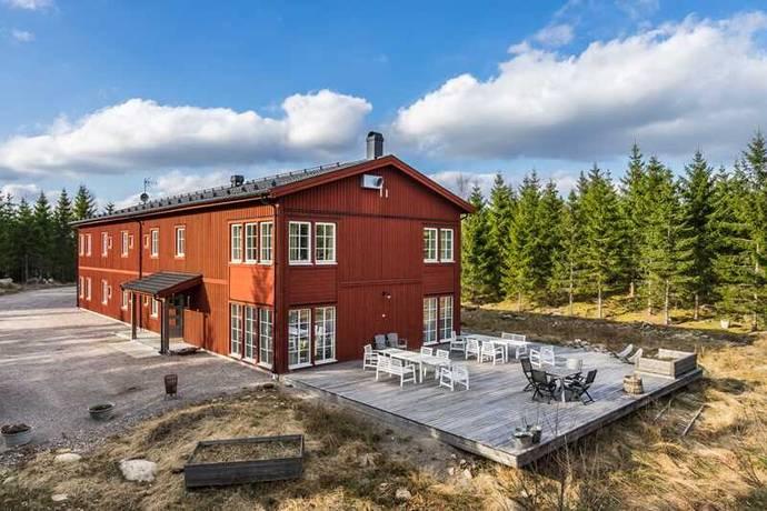 Bild: 17 rum villa på Boastad  120, Älmhults kommun Boastad