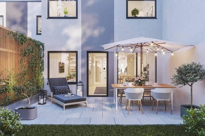 Bild: 5 rum bostadsrätt på Haaks Stenhus Granlunda - Östervångsvägen, Trelleborgs kommun Granlunda