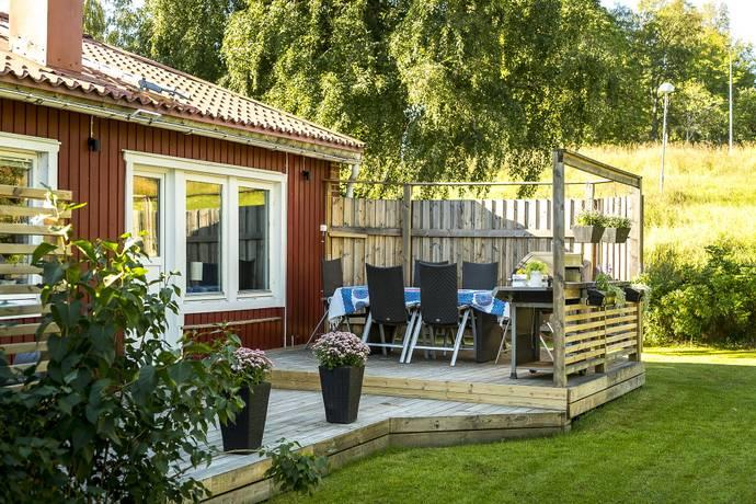 Bild: 4 rum villa på Villavägen 37, Söderhamns kommun Söderala