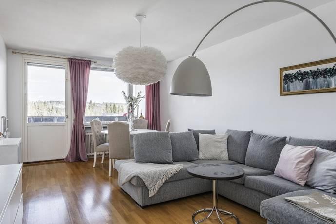 Bild: 2 rum bostadsrätt på Krutvaktargränd 11, Östersunds kommun Körfältet