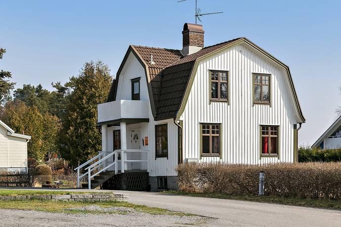 Bild: 4 rum villa på Skansvägen 10, Tanums kommun Rabbalshede