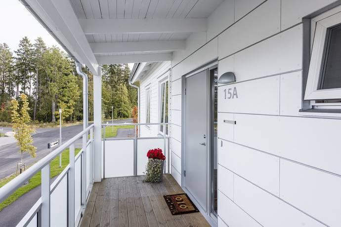Bild: 4 rum bostadsrätt på Salviavägen 15a, Värnamo kommun Gröndal