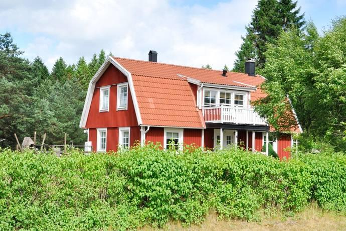 Bild: 6 rum villa på Norra Emmeboda 6, Ljungby kommun Ljungby