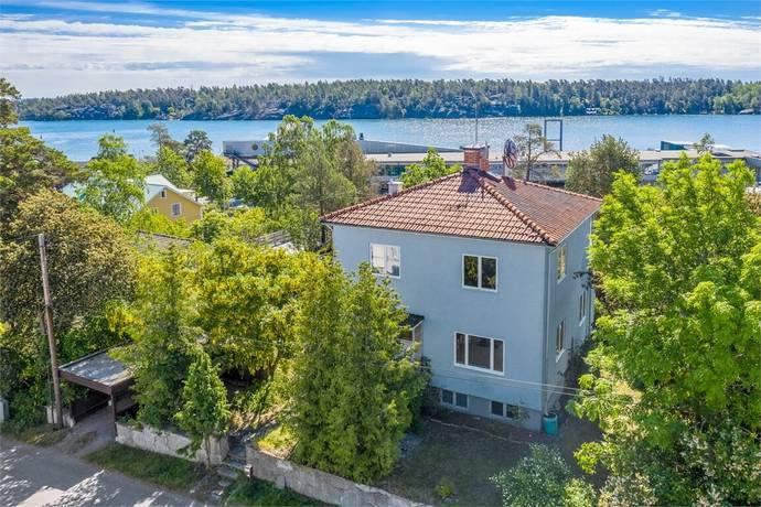 Bild: 4 rum villa på Båtsmansvägen 12, Nynäshamns kommun Nynäshamn