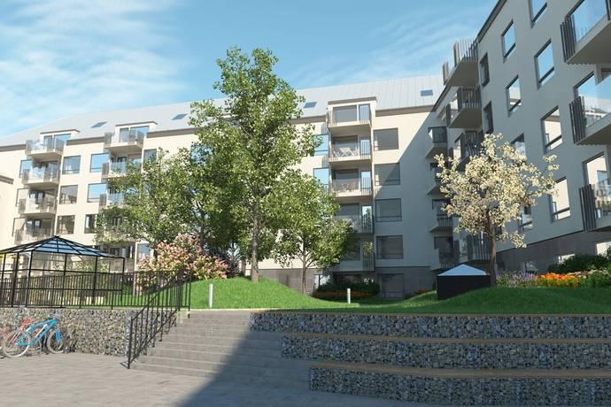 Bild: 4 rum bostadsrätt på Termikgatan, Örebro kommun Södra Ladugårdsängen