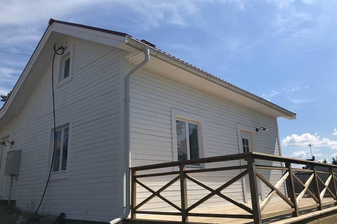 Bild: 2 rum villa på Tallbovägen 3A, Håbo kommun Bålsta Nibbelbacka