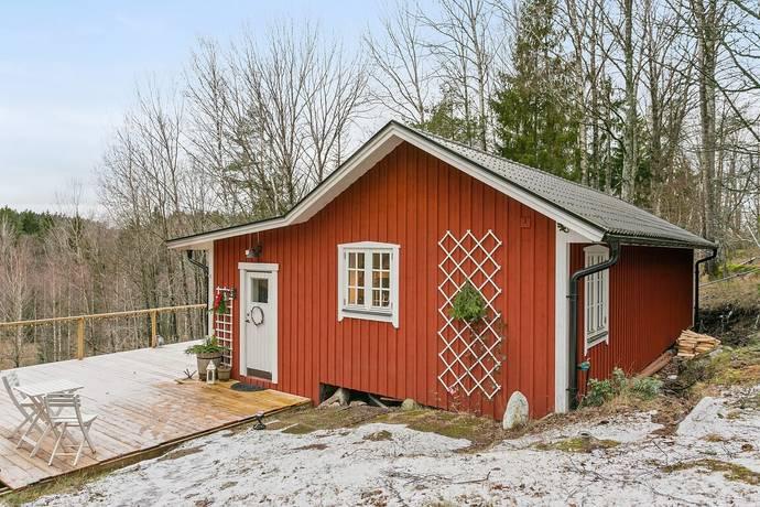 Bild: 5 rum villa på Höjdvägen 11, Nykvarns kommun