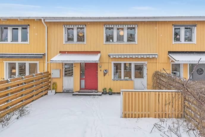 Bild: 4 rum radhus på DIJKMANS VÄG 6, Täby kommun GRIBBYLUND