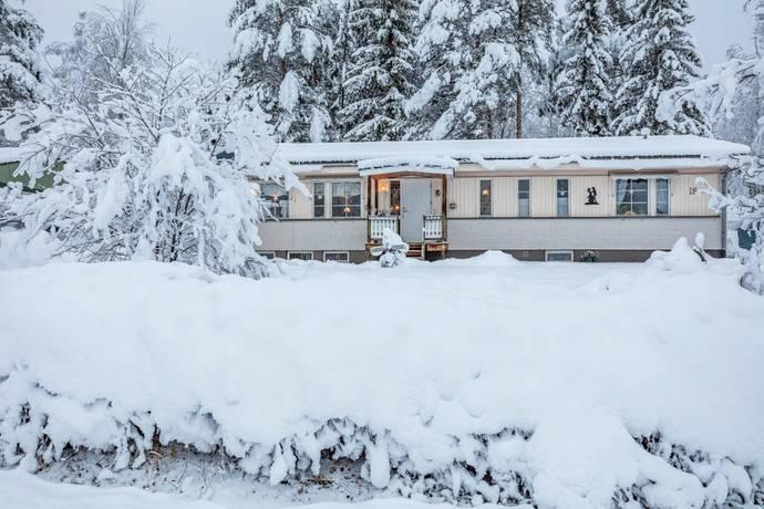 Bild: 6 rum villa på Bobergsvägen 18, Ånge kommun Ånge/Centralt