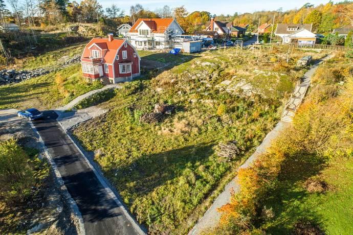 Bild: tomt på Svanesund 3:322, Orust kommun Svanesund