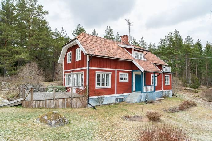Bild: 6 rum villa på Ålbäck Mörkstugan 2, Nyköpings kommun Ålbäck