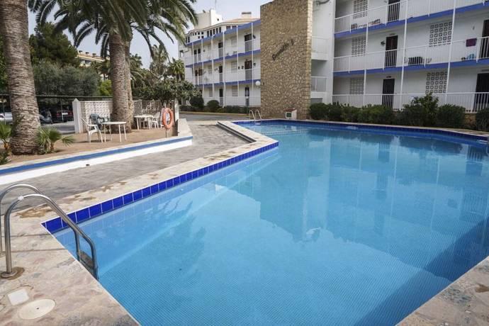Bild: 2 rum bostadsrätt på Fin lägenhet i Albir, Somalia COSTA BLANCA - ALBIR
