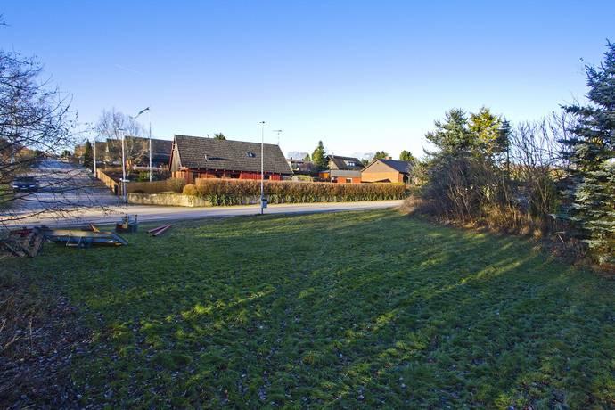 Bild: tomt på Lingatan 15, 11, 9, 1, Svalövs kommun Röstånga