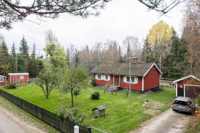 Stora Hökhemmet 1 i Lammhult, Lammhult Friliggande villa till salu Hemnet