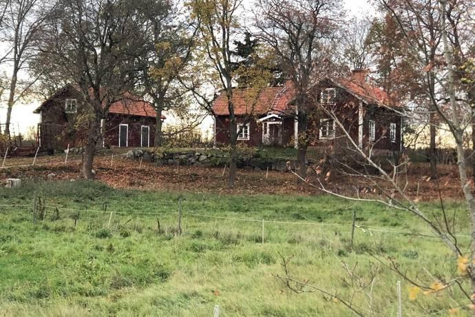 Bild: 5 rum gård/skog på Albro Västergård, Eskilstuna kommun Borsökna