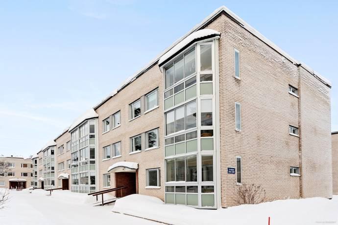 Bild: 2 rum bostadsrätt på Mjölkuddsvägen 265, Luleå kommun Mjölkudden