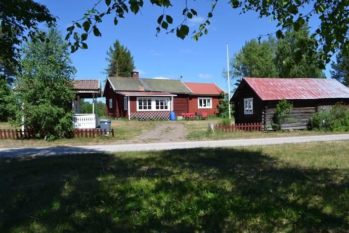 Bild: 3 rum villa på Schrödervägen 1, Mora kommun Finnbodarna