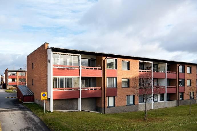Bild: 1 rum bostadsrätt på Konstapelgränd 16, Östersunds kommun Körfältet
