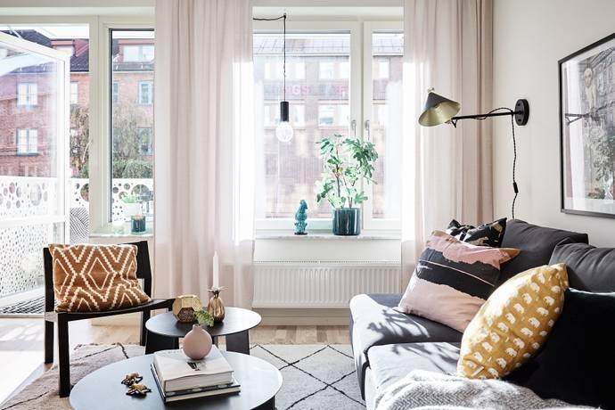 Bild: 2 rum bostadsrätt på Ebbe Lieberathsgatan 16C, Göteborgs kommun
