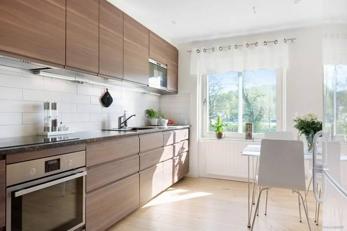 Bild: 2 rum bostadsrätt på Vänortsgatan 4 B, Mölndals kommun Bosgården