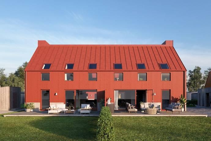Bild: 6 rum radhus på Vångdalskroken 5 B, Uppsala kommun Näs Focksta, Uppsala Näs