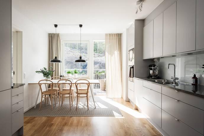 Bild: 3 rum bostadsrätt på Sjöviksvägen 128, 7 tr, Stockholms kommun Liljeholmen
