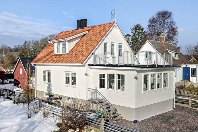 Bild: 5 rum villa på Östra hamnvägen 21, Sölvesborgs kommun SÖLVESBORG