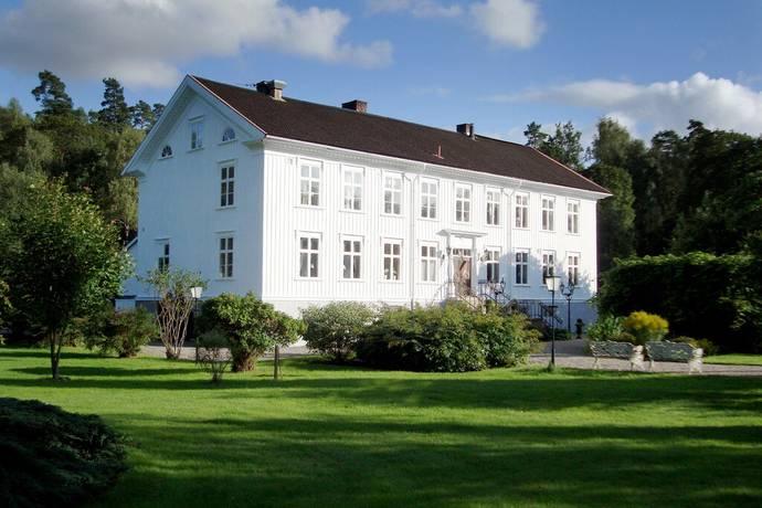 Bild: villa på Boråsvägen 234, Marks kommun Rydal