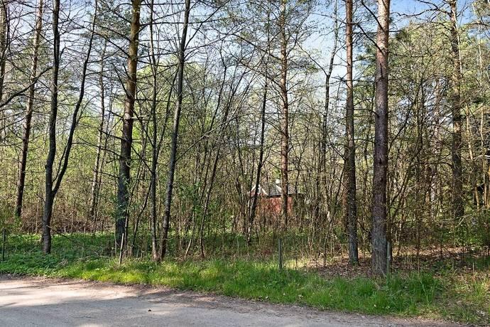 Bild: tomt på Hemmestorp 9:63, Sjöbo kommun Hemmestorp