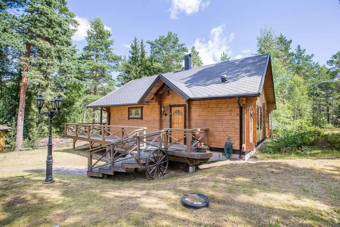 Bild: 5 rum fritidshus på Dalgången 5, Västerviks kommun Äskestock