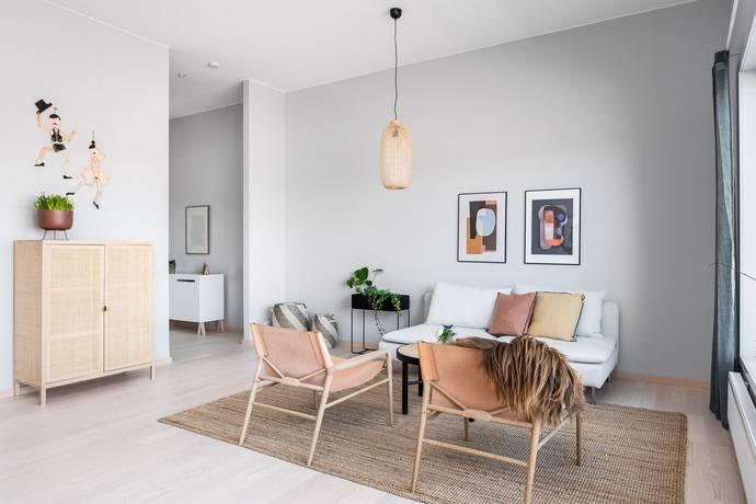 Bild: 3 rum bostadsrätt på Kunskapslänken 62 (A1101), Linköpings kommun Vallastaden