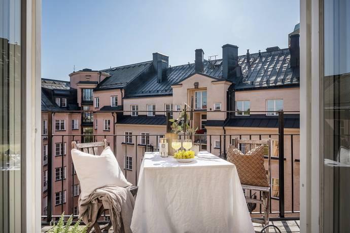 Bild: 1 rum bostadsrätt på Alströmergatan 49, Stockholms kommun Kungsholmen