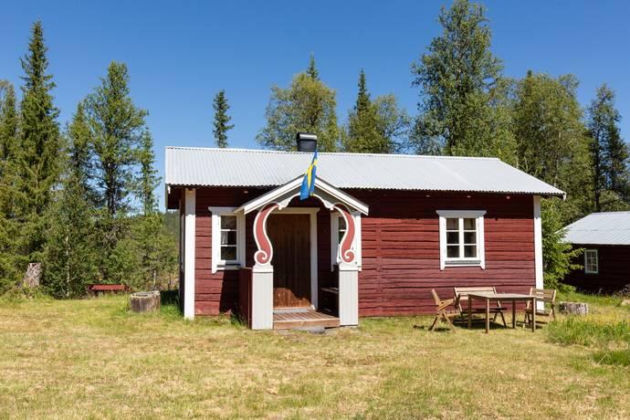 Bild: 2 rum fritidshus på Vivallsvägen 114, Härjedalens kommun