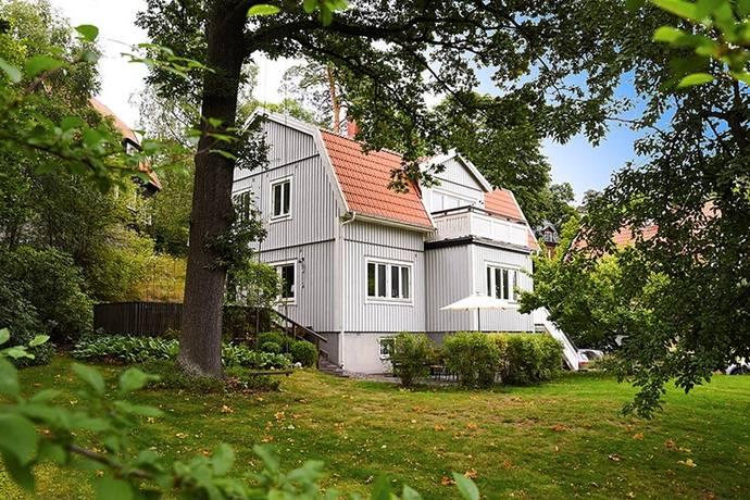 Bild: 7 rum villa på Ringen 48, Danderyds kommun Stocksund