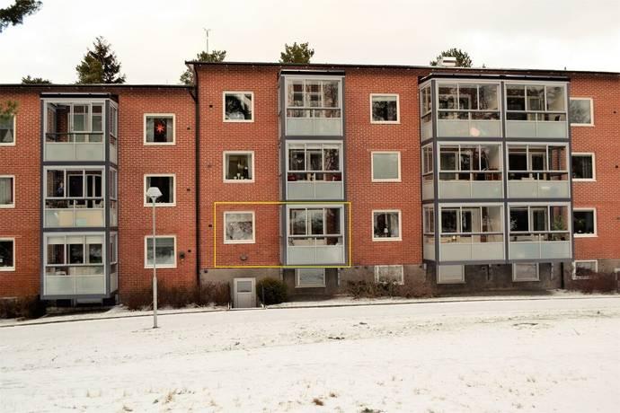 Bild: 2 rum bostadsrätt på Vintergatan 21B, Säffle kommun Säffle