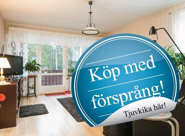Bild: 3 rum bostadsrätt på Havsvägen 13B, 1tr, Gävle kommun Norrsundet